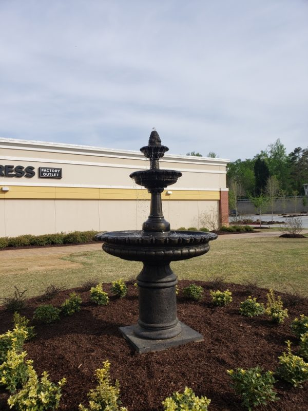 "82"" Niagra Fountain"