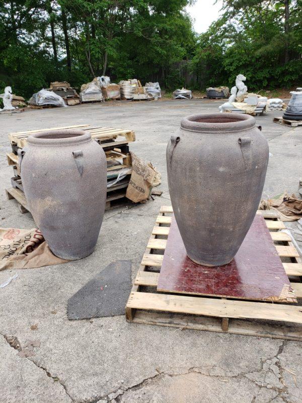 "40"" Handle / Olive Jar Vase"