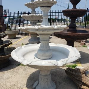 3 Tier Williamsburg Fountain