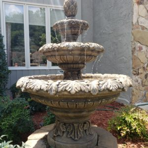 3 Tier New Orleans Fountain