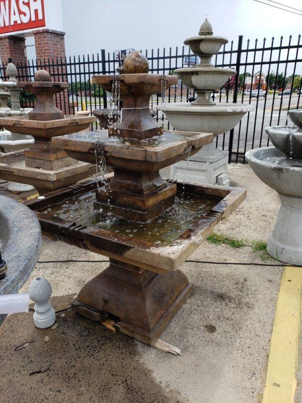 Equinox Fountain