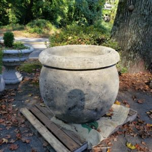 Canon Ball Planter
