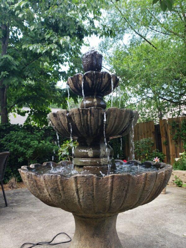 3 Tier Murabella Fountain